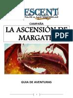 Campaña - La Ascención de Margath