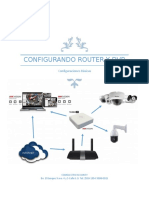 Router to Dvr