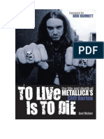 To Live Is To Die  The Life and Death of Metallica's Cliff Burton.pdf