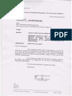 Absolución de Observaciones - Carta Nº 79 - Mpt