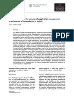 1. Antreprenoriat Şi Supply Chain Management. Vol. I