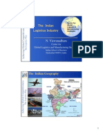 Indian Logistics Industry 100106