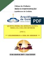 Quinta Feira Da Semana Santa 00348139.PDF