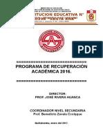 Proyecto de Recuperacion 2016