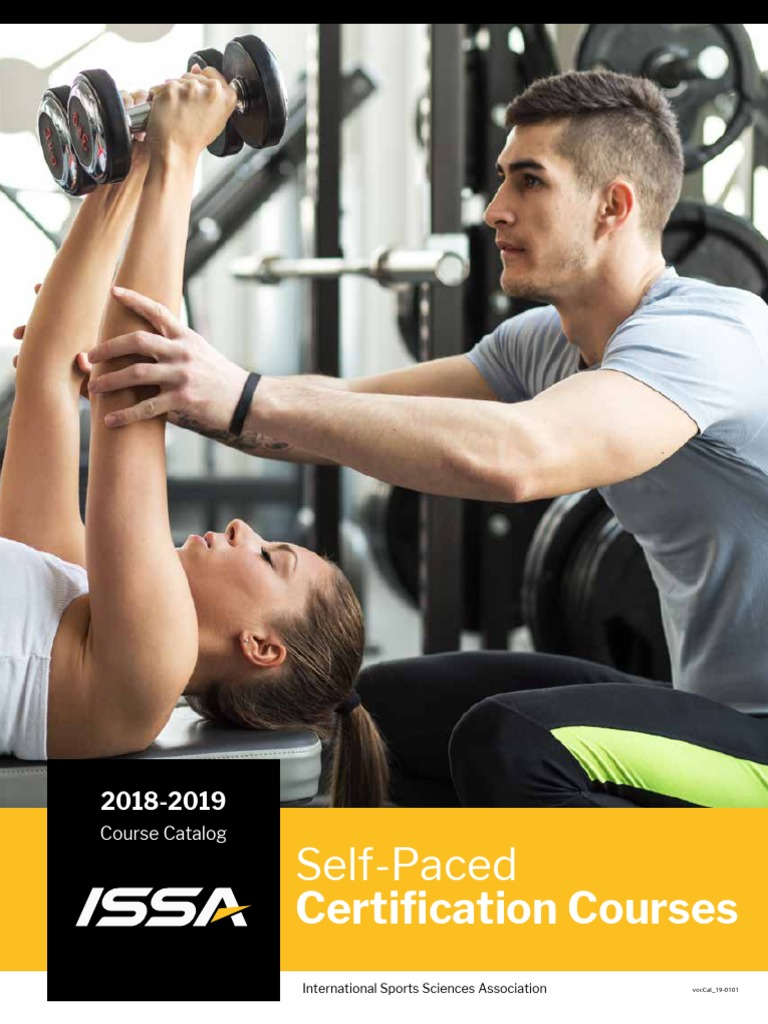Fitness the complete guide issa pdf