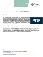 Infineon White Paper Resonant Wireless Power Transfer