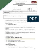 Capitulo 1 Formulación Proyectos