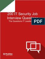 200 IT Security Jobs