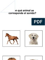 Animales (Estimulación cognitiva)