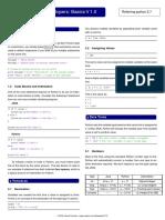 Python for java developers