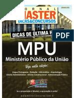 Jornal Master Mpu 2010