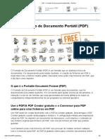 PDF – Formato de Documento Portátil (PDF) - PDF24