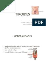 TIROIDES (2)