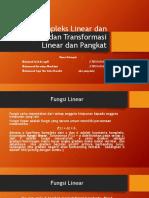 Fungsi kompleks Linear dan Pangkat dan Transformasi Linear.pptx