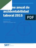 Informe Anual de Accidentabilidad Laboral - Año 2015.pdf