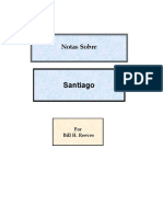 Santiago Notas Sobre Sept 2004