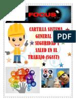 Cartilla Sistema General de Seguridad y Salud en El Trabajo