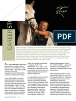 Dierpraktijk Beest Interview Marloes Kruiper for the Equine Transition