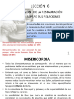 Decisiond de La Restauracion