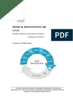 Método de Desenvolvimento Ágil