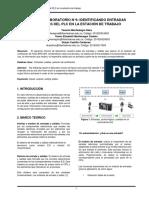 04- Identificando Entradas y Salidas Del PLC en La Estación de Trabajo