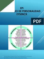 Inventario de Personalidad de Eysenck -EPI