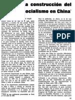 Bettelheim, Charles - La construccion del socialismo en China.pdf