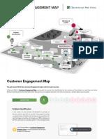 Customer Engagement Map
