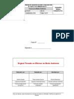 DC-021 Identificación y Evaluación de Aspectos Ambientales
