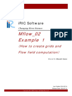 Mflow 02 Sample 1 Grids and Flow En