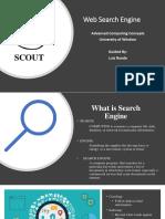 Web Search Engine