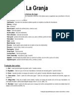 La Granja Lista Com Glossario e Traduc 36388