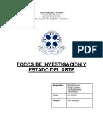 Focos de Investigación y Estados del Arte.docx