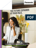 Brochure Unified Communications NS700 Single Page