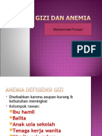 GIZI & Anemia