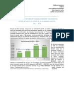 Fuentes de Crecimiento de La Economia Colombiana