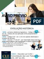 11AVISO PRÉVIO - LEGISLAÇÃO SOCIAL.pptx