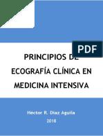 Principios de Ecografía Clínica en Medicina Intensiva Divulgar