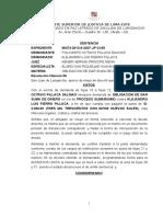 5° JUZGADO DE PAZ LETRADO (SEDE SAN JUAN DE LURIGANCHO) 00473-2013-0-3207-JP-CI-05