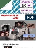 Feminicidios en Nosedonde 2.0