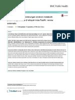 jurnal syndrome metabolik