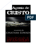 Jonathan Edwards - La Agonía de Cristo