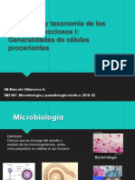 morfologia de agentes infecciosos