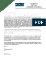 letter of rec - leonard