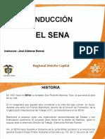 Historia Sena Induccion