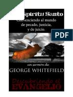 George Whitefield - El Espiritu Santo