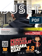 BUSET Vol.14. 166. APRIL 2019