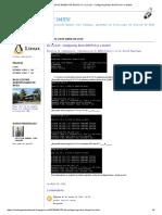 Gestión de Redes de Datos_ 8.1.2.5 Lab - Configuring Basic Dhcpv4 on a Switch