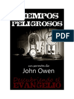 John Owen - Tiempos peligrosos