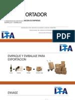 Empaque y Embalaje Internacional